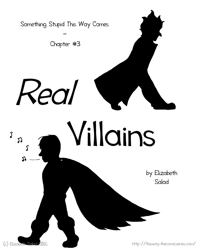 Real Villains - COVER